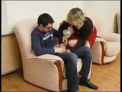 یک زوج مبتذل که عاشق رابطه مقعد هستند نقش خانه ای را بازی می کنند کیرتوکس دات نت